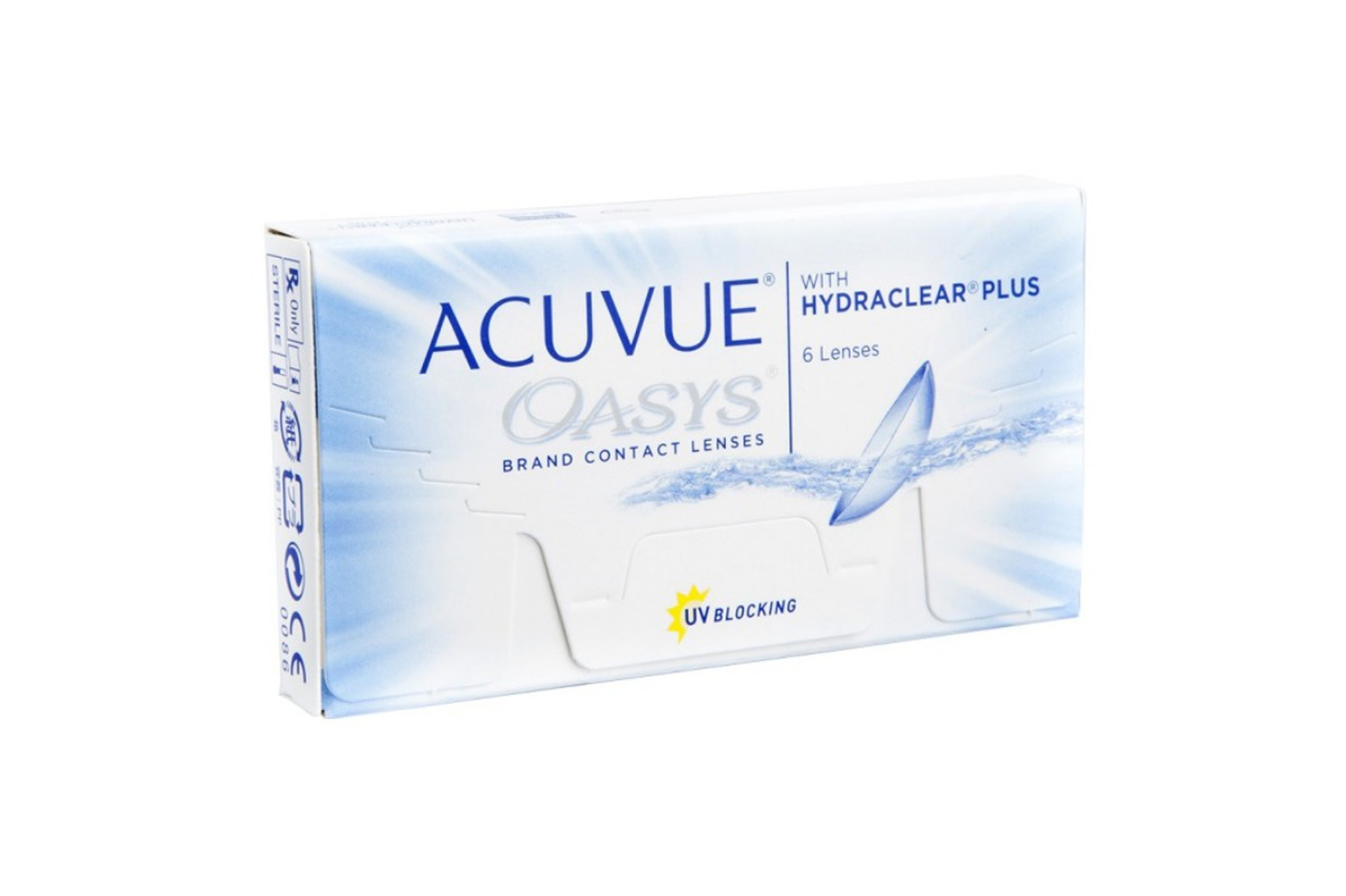 Acuvue Oasys with Hydraclear Plus уп. 6шт