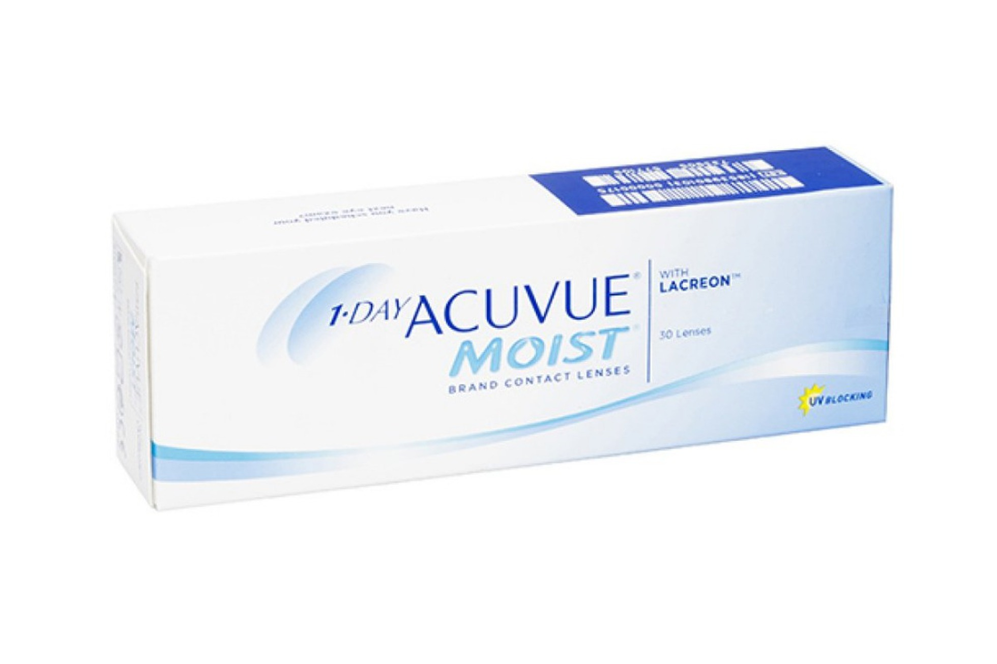 Acuvue Oasys 1Day Acuvue Oasys Moist уп. 30шт